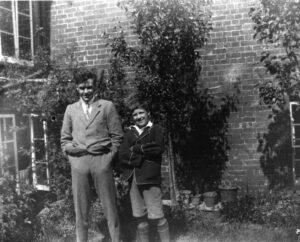Joseph & William Golding as boys