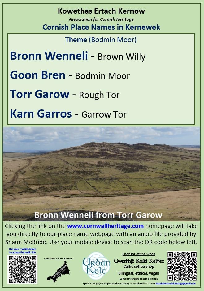 CPN - Week [1] Bodmin Moor Poster