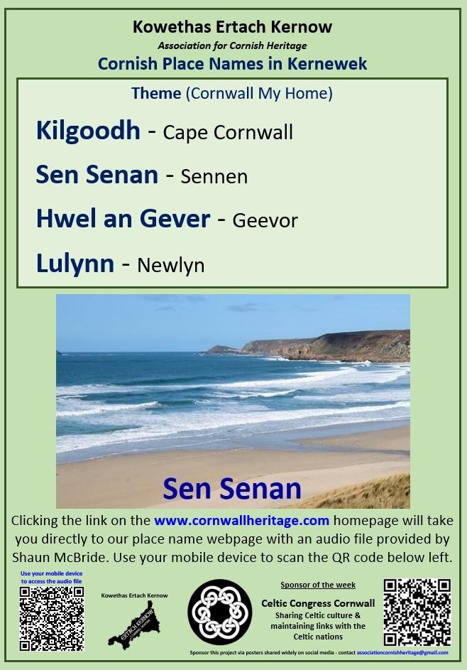 CPN - Week [2] Cornwall My Home