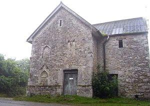 Golden Chapel, near Probus 2011