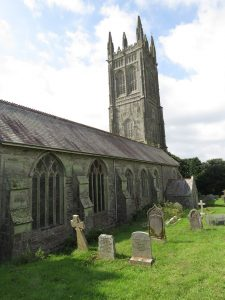 Probus Church and Tower