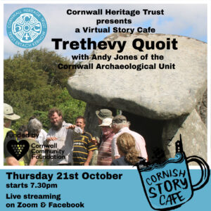 Cornwall Heritage Trust - Story Cafe